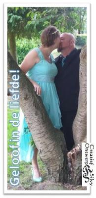 Onze trouwdag