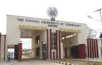 Fedral University Of Technology, Akure (FUTA) First Batch Admission For 2016/2017 Is Out