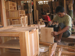 Tukang kayu allia furniture