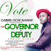 Guess the musician who has declared intention to contest for Benue governorship election