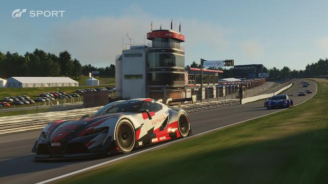 Gran Turismo Sports se retrasa hasta 2017 sin ofrecer fecha