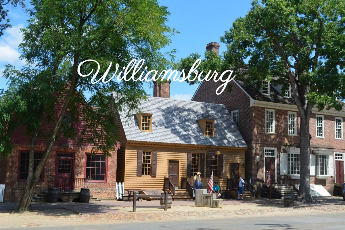 Visite de Williamsburg