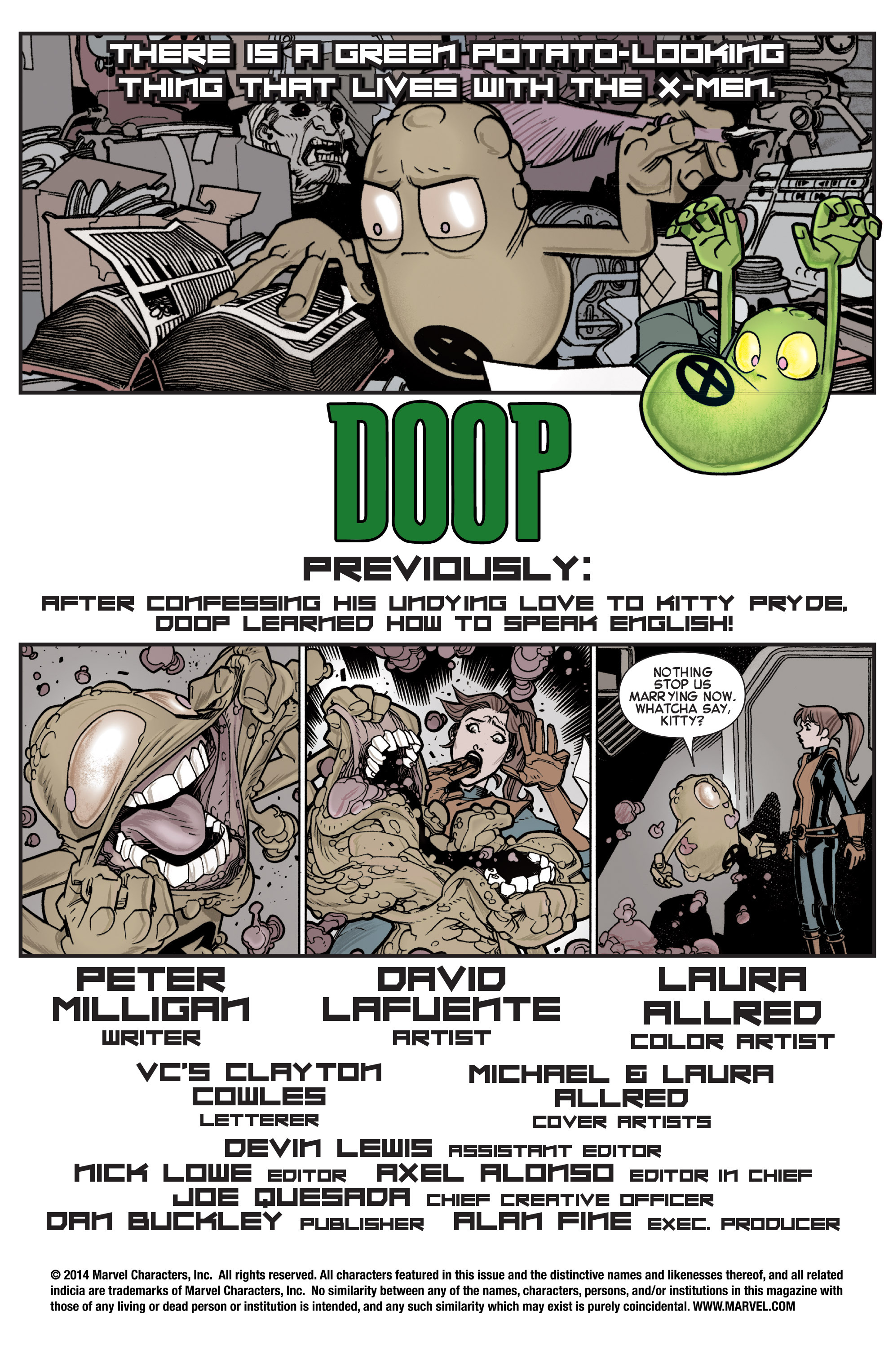 Read online All-New Doop comic -  Issue #2 - 2