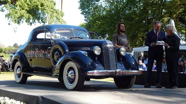 Pontiac Coupé 1935