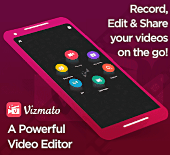 Vizmato – Video Editor & Slideshow maker Application