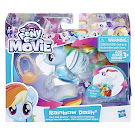 My Little Pony Flip & Flow Seapony Rainbow Dash Brushable Pony