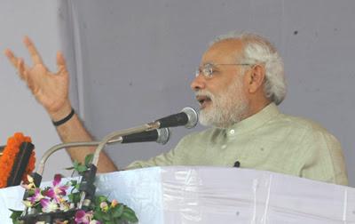 Historic moment against black money in India: PM Modi
