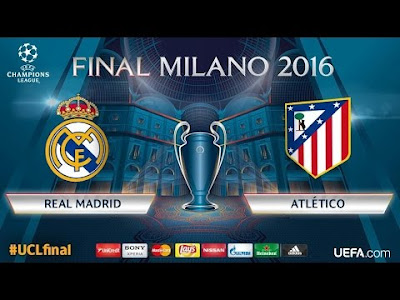 Soccer : Real Madrid, Atletico Madrid Meet in Champions League Final