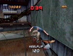 Tony Hawk's Pro Skater 2 - Jogos de PS1