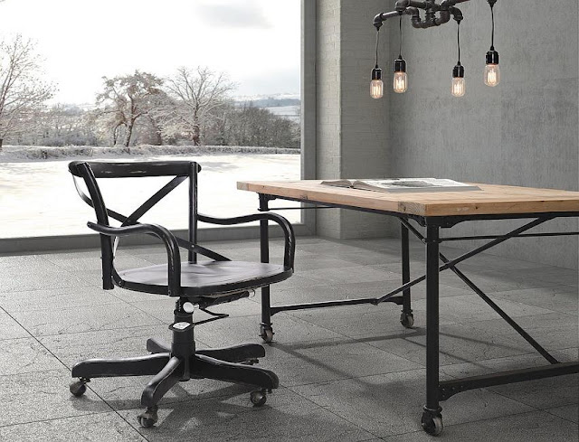 best buy industrial farmhouse office furniture for sale online
