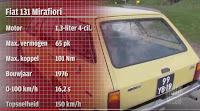 Fiat 131 ve Renault 12