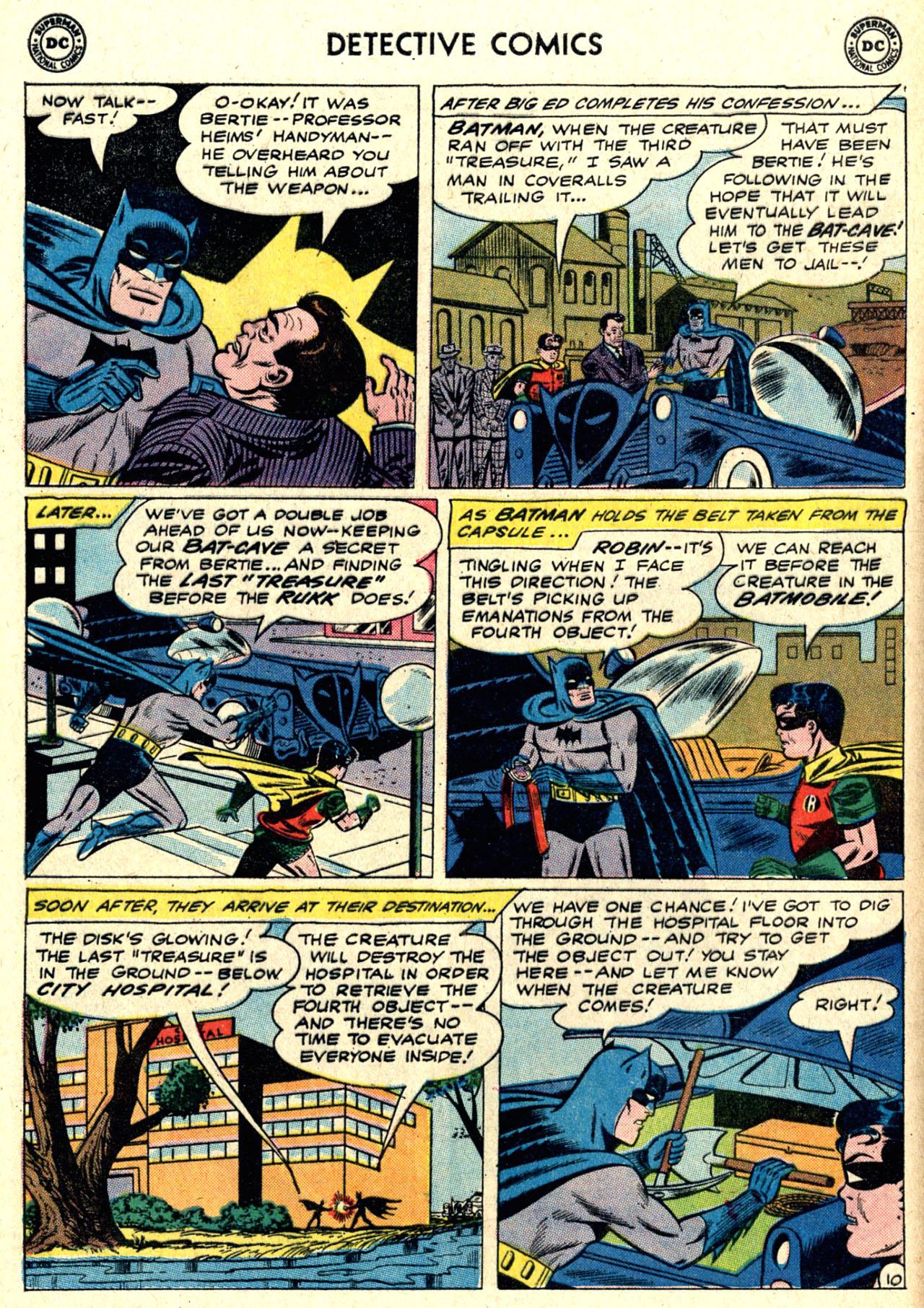Detective Comics (1937) 291 Page 11