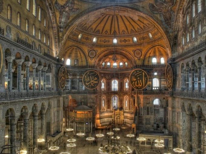 Ακουστική εμπειρία ψαλμών, μέσα στην Αγία Σοφία 700 χρόνια μετά.-ΒΙΝΤΕΟ