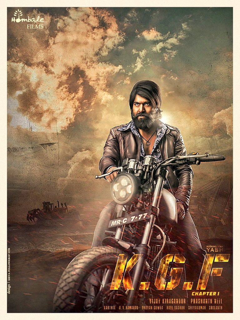 Yash's KGF Movie Wallpapers - Latest Movie Updates, Movie Promotions, Branding Online and ...