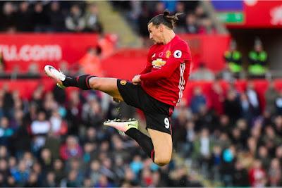 Lukaku: Zlatan Akan Membantu Man Utd Memburu Man City