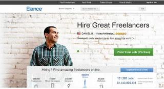 Website Untuk Freelancer Sebagai Peluang Usaha Online