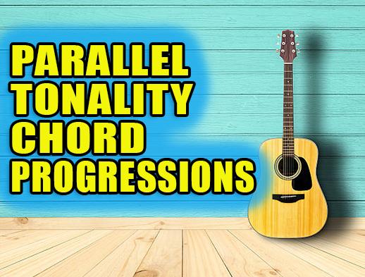 Parallel Tonality in Chord Progressions   Creative Guitar Studio