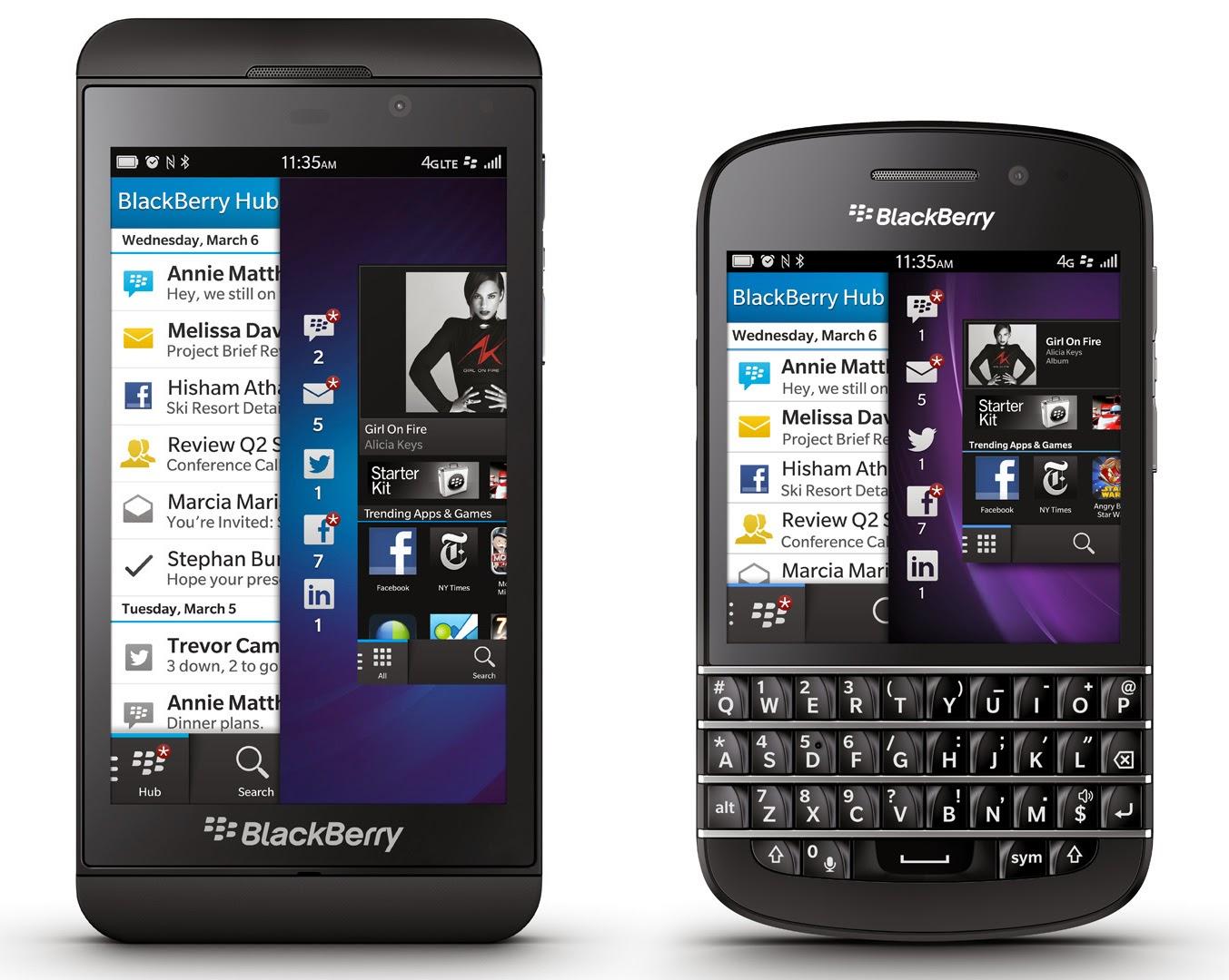 Macam - Macam HandPhone (HP)
