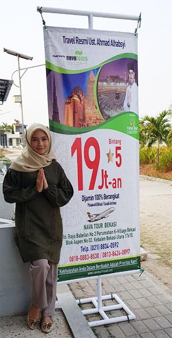 CS Nava Tour Bekasi