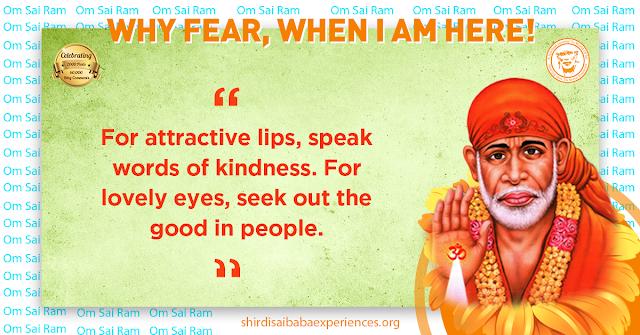 Shirdi Sai Baba Blessings - Experiences Part 2541