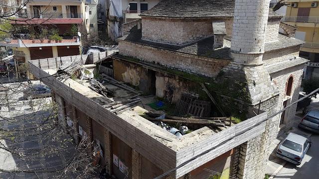 Γιάννενα: Δηλώσεις της Υπουργού Πολιτισμού για τις εργασίες,στο Τζαμί Καλούτσιανης