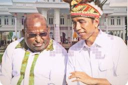 Lukas Enembe Ajak Joko Widodo Menginap di Gedung Negara