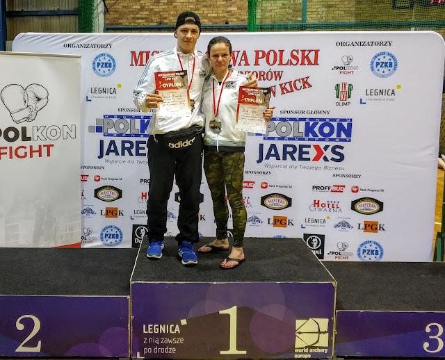 low kick,kickboxing,Legnica,Mistrzostwa,Polska,sport,PZKB