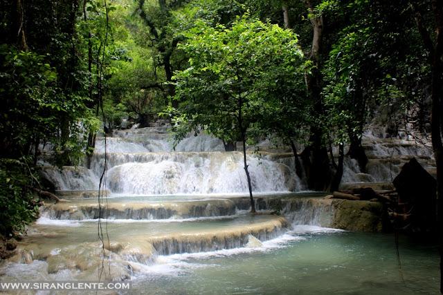 kaparkan falls DIY