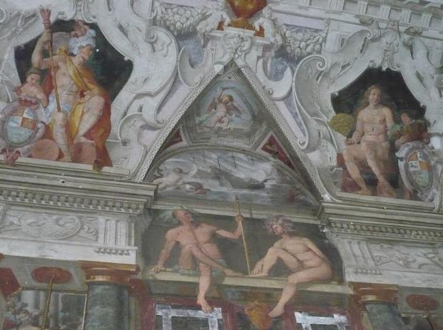 Palazzo De Ferrari Belimbau a genova