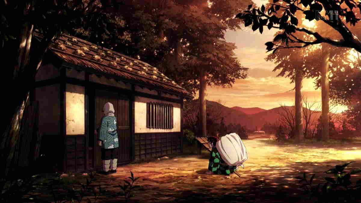 Kimetsu No Yaiba Episode 2