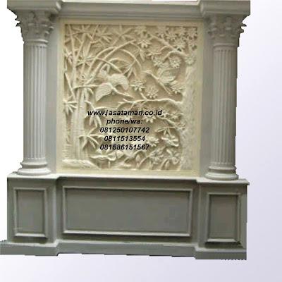 taman relief tukang taman surabaya XIII