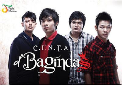 Lirik Lagu D'Bagindas Cinta - C.I.N.T.A