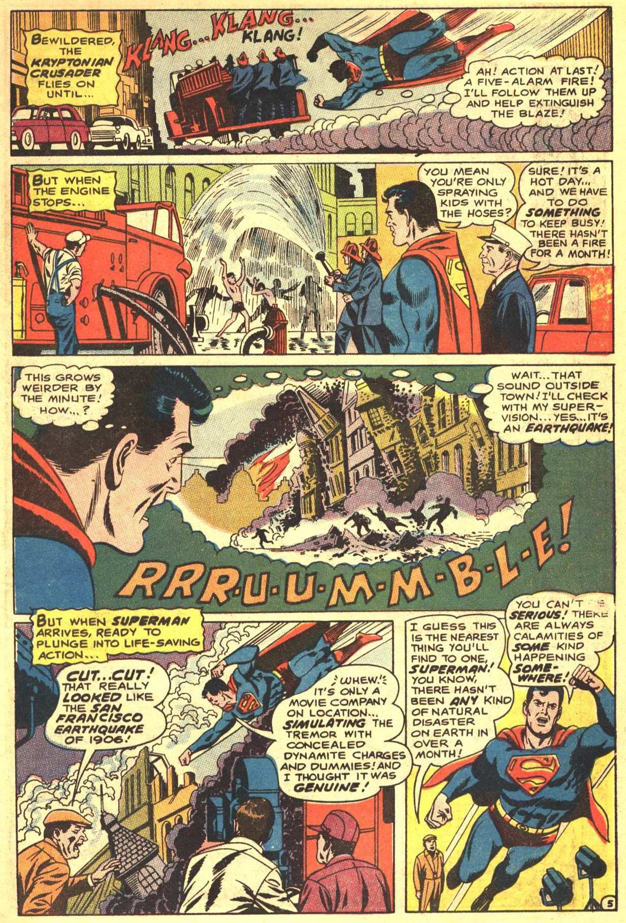 Read online Action Comics (1938) comic -  Issue #368 - 6
