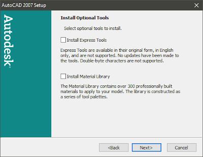 Download và cài đặt AutoCad 2007 Full Crack