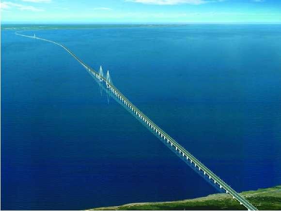quarta maior ponte do mundo