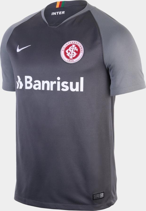 Nike lança a nova terceira camisa do Internacional - Show de Camisas 05c1315860bdc