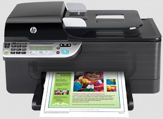 One is a color inkjet multifunction printer for small office users give a little of everyt HP Officejet 4500 G510N-Z Driver Printer Download