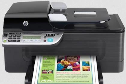 HP Officejet 4500 G510N-Z Driver Printer Download