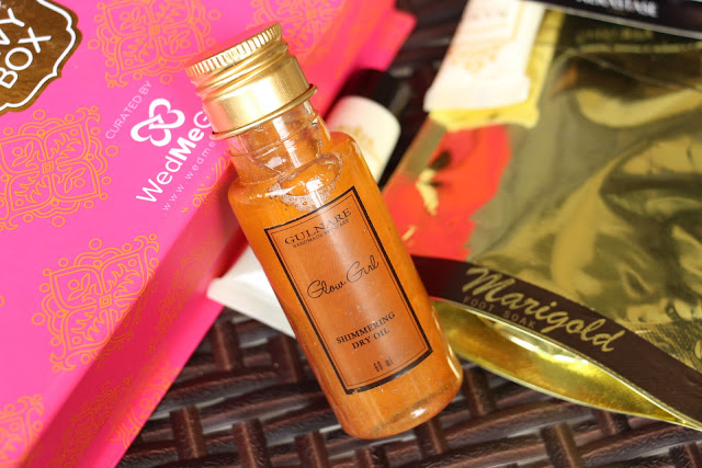 Skinyoga Marigold foot Soak,Gulnare Glow Girl Shimmering Dry oil,Kama Hand Cream and Face Scrub,Kerastase Fragrant Oil,myenvybox, July my envy box 2016,July Band Baaja Beauty Box my envy box,delhi blogger , wed me good,,beauty , fashion,beauty and fashion,beauty blog, fashion blog , indian beauty blog,indian fashion blog, beauty and fashion blog, indian beauty and fashion blog, indian bloggers, indian beauty bloggers, indian fashion bloggers,indian bloggers online, top 10 indian bloggers, top indian bloggers,top 10 fashion bloggers, indian bloggers on blogspot,home remedies, how to