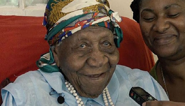 Oldest Living Woman Reveals the Biblical Secret Behind Her Longevity