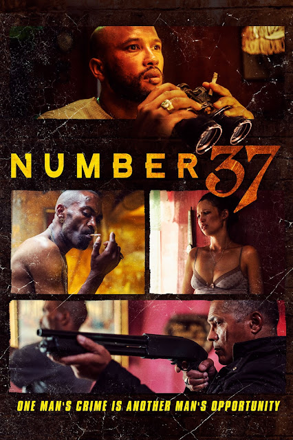 Number 37 Poster