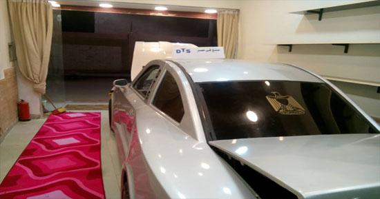 السيارة DTS المصرية سعرها 35 الف جنية