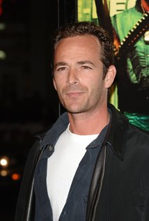 Luke Perry. Director of Love In Paradise (2016)