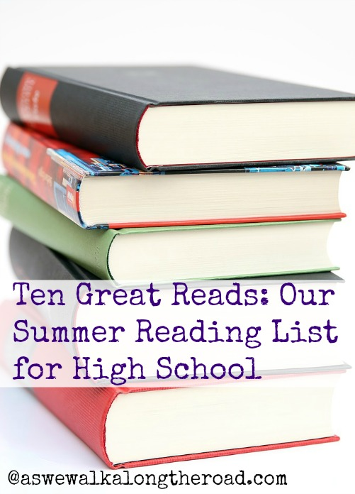 Ten Great Reads: Our Summer Reading List For High School