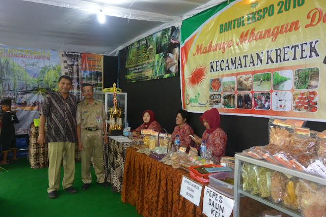 Kecamatan Kretek Bantul Expo