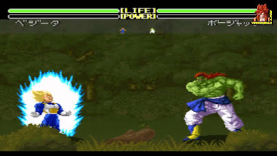 Kumpulan Game Dragon Ball Z for android