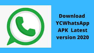 Download YCWhatsApp apk for android latest version