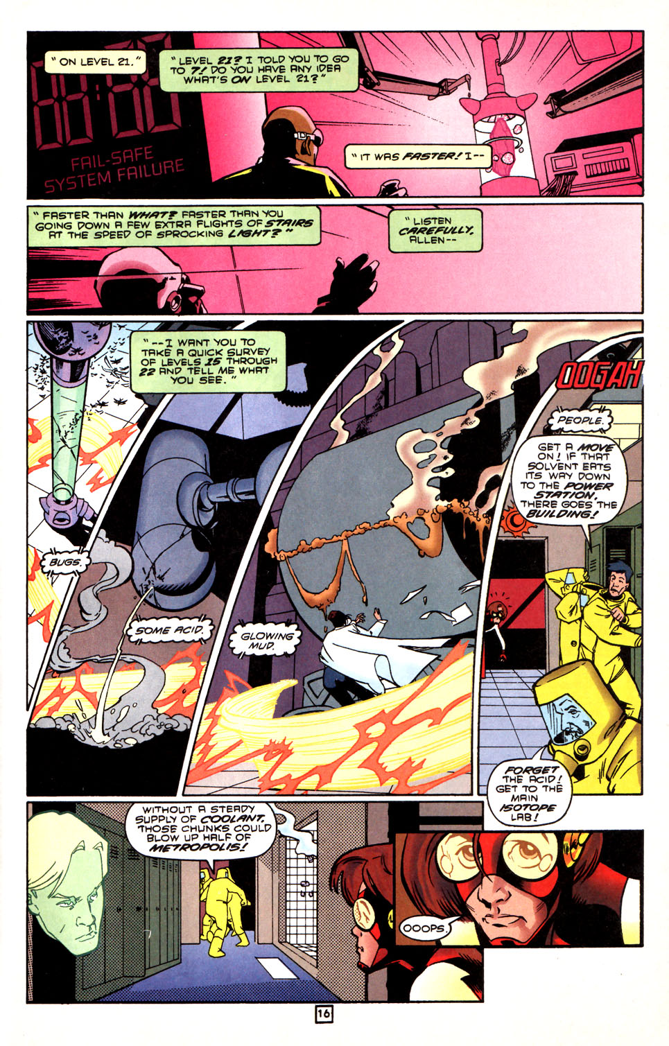 Legion of Super-Heroes (1989) 88 Page 16