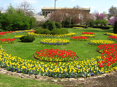 Centennial Park Nashville, TN.