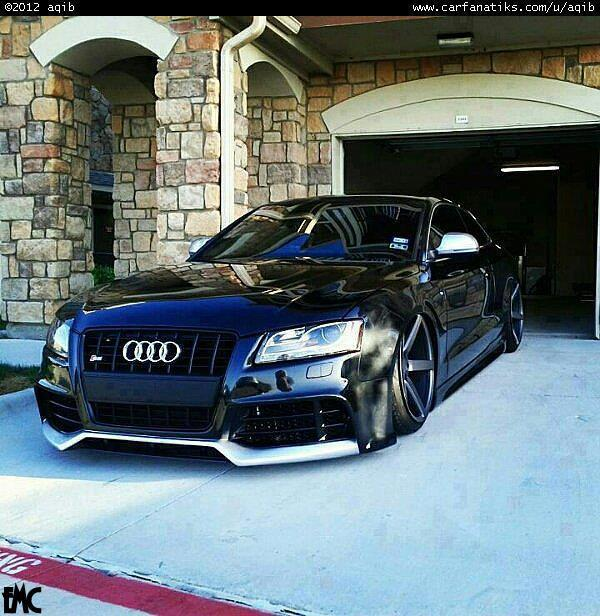 Modified Cars: Audi Cars Modified